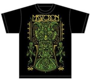 Devil On Black T-Shirt (Size L)