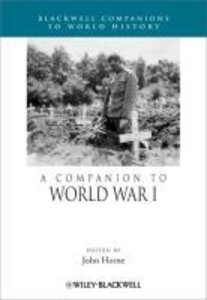Companion to World War I