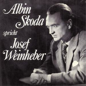 Spricht Josef Weinheber