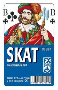Skat - Französisches Bild