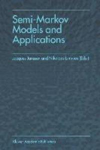 Semi-Markov Models and Applications