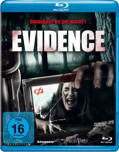 Evidence (Blu-ray)