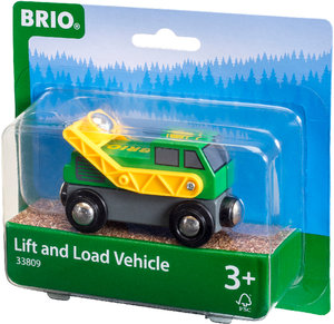 BRIO 33809000 Holz-Verladelok