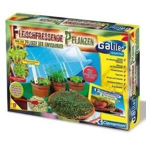 Clementoni 69662 - Galileo: Fleischfr. Pflanzen