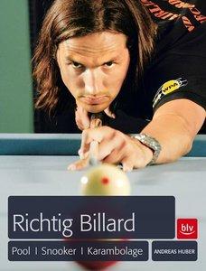 Richtig Billard