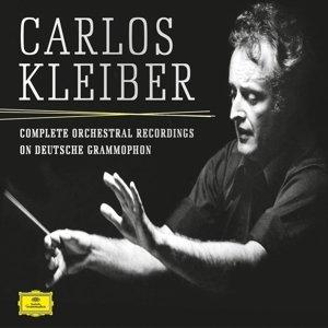KLEIBER: SÄMTL. ORCHESTER-AUFNAHMEN DG (CD+BR AUD)
