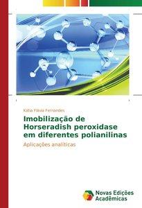 Imobilização de Horseradish peroxidase em diferentes polianilina