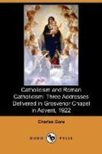 Catholicism and Roman Catholicism