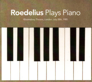 Plays Piano