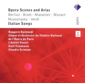 Opera Scenes And Arias/Italian Songs