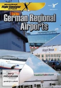 Flight Simulator X - German Regional Airports