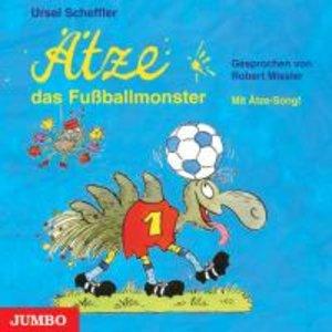 Ätze, das Fußballmonster. CD