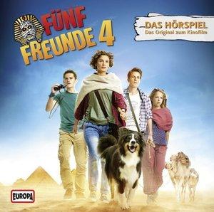 Fünf Freunde 4 - Das Original-Hörspiel zum Kinofilm