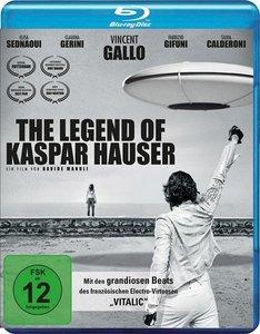 The Legend of Kaspar Hauser-Blu-ray Disc