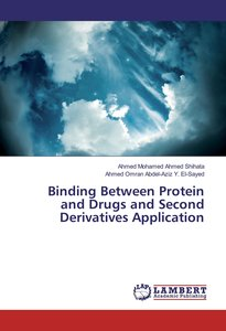 Binding Between Protein and Drugs and Second Derivatives Applica