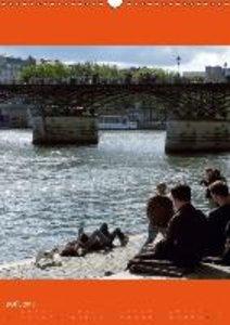 Paris et ses animaux (Calendrier mural 2015 DIN A3 vertical)