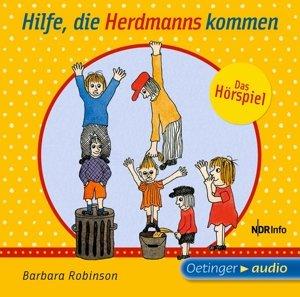 Hilfe, die Herdmanns kommen - Das Hörspiel (CD)