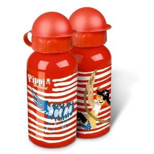 Pippi Langstrumpf Alu-Trinkflasche
