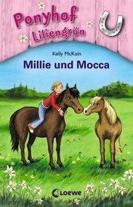 Ponyhof Liliengrün - Millie und Mocca