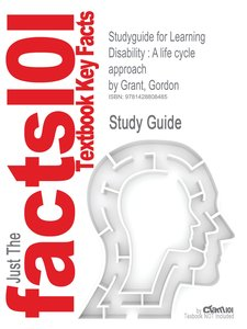 Studyguide for Learning Disability