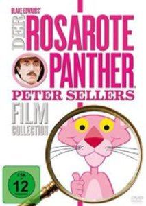 Der rosarote Panther - Peter Sellers Collection
