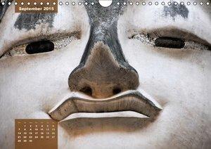 Buddhas of Thailand (Wall Calendar 2015 DIN A4 Landscape)
