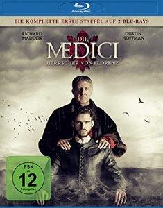 Die Medici: Herrscher von Florenz-Staffel 1 BD