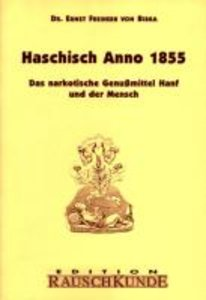 Haschisch Anno 1855