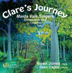 Clare's Journey (CD)
