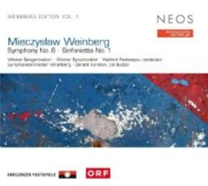 Sinfonie 6/Sinfonietta 1