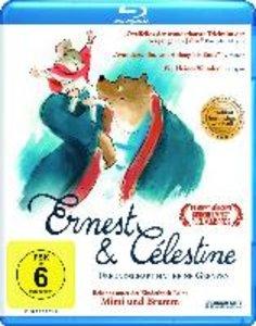 Ernest & Celestine-Blu-ray Disc