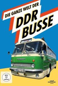Die ganze Welt der DDR Busse