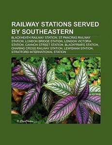 Railway stations served by Southeastern