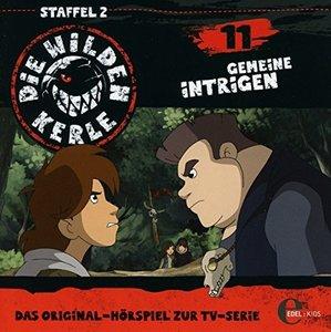 (11)Original Hörspiel z.TV-Serie-Gemeine Intrigen