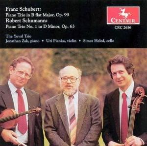 Klaviertrio B-Dur op.99/Trio 1 op.63