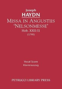 Missa in Angustiis 'Nelsonmesse', Hob. XXII