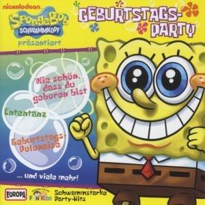 4/Sponge Bob Präsentiert-Geburtstagsparty