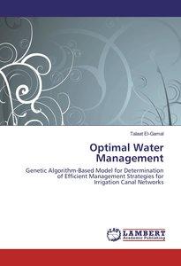 Optimal Water Management