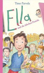 Ella und die falschen Pusteln