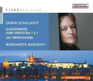 Erwin Schulhoff-Klaviersonaten 1 & 3