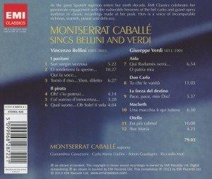 Caballe Sings Bellini & Verdi