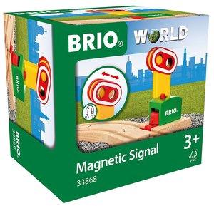 BRIO 33868 - Magnetische Bahn-Ampel