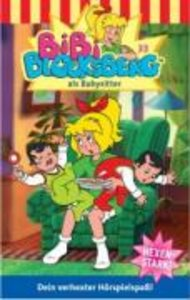 Bibi Blocksberg 33 als Babysitter. Cassette