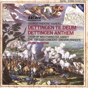 Dettinger Te Deum Und Anthem
