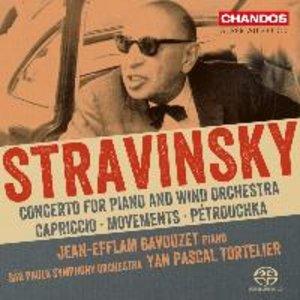 Werke für Klavier und Orchester