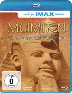IMAX(R): Mumien (Blu-ray)