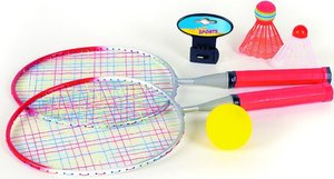Toy Company - New Sports: Mini Badminton-Set