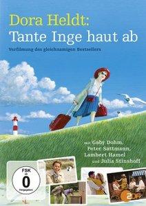 Dora Heldt: Tante Inge haut ab