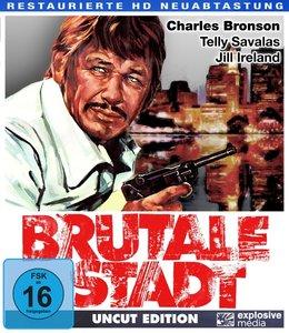 Brutale Stadt (uncut) (Blu-ray