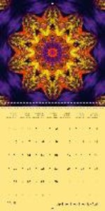 Mandala - Esoterics and Meditation (Wall Calendar 2015 300 × 300